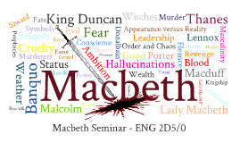 theme of revenge in macbeth