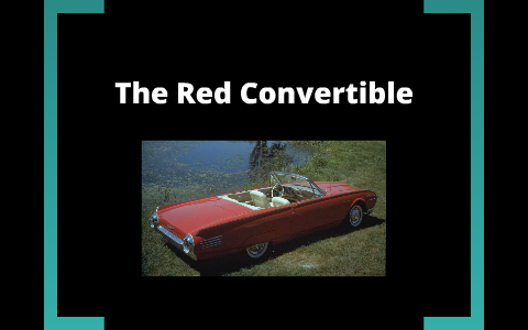 erdrich the red convertible