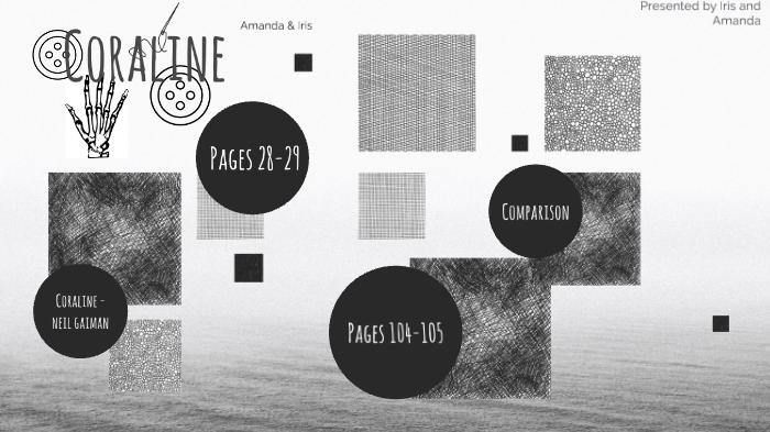 Coraline Analysis Neil Gaiman By Iris Martinelli