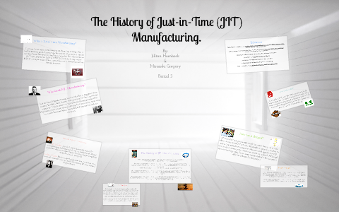 toyota jit manufacturing