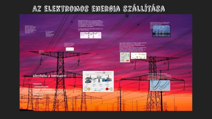 Hogyan jut az erőművekben előállított elektromos energia a háztartásokba