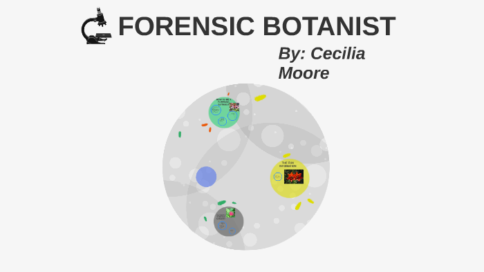 Forensic Botanist By Cece Moore