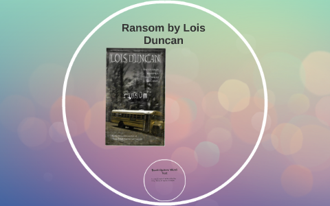 ransom lois duncan