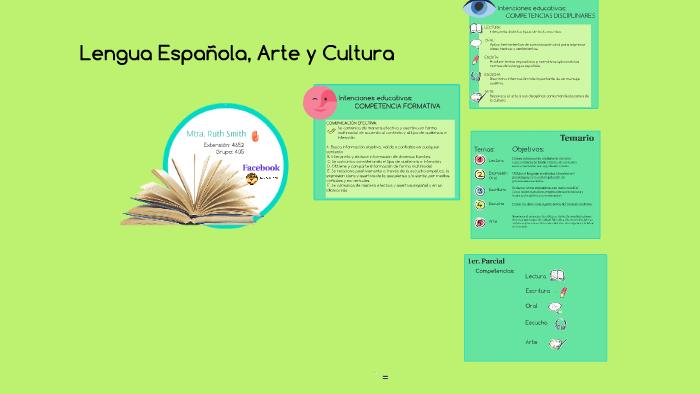 Lengua Española Arte Y Cultura By Rüth Smith On Prezi