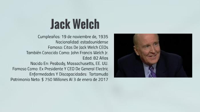 Jack Welch By Astrid Larin On Prezi Next