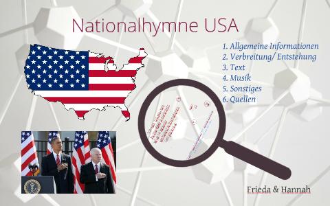 Usa nationalhymne