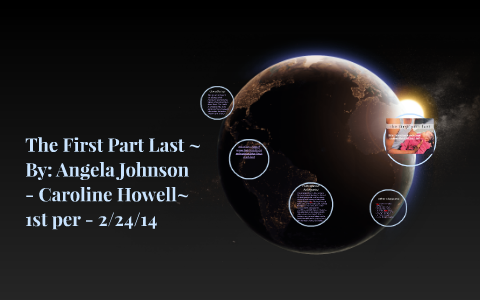 The First Part Last By Caroline Howell On Prezi