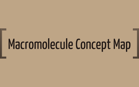 Concept Map Of Macromolecules.Macromolecule Concept Map By Maile Young On Prezi