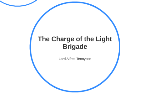 The Charge Of The Light Brigade By David Miller On Prezi