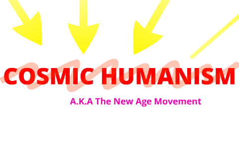 what is cosmic humanism