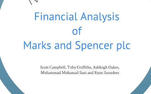 marks and spencer asset turnover
