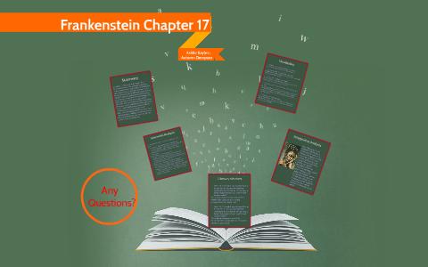 Frankenstein Chapter 17 By Ashlie Sayles On Prezi