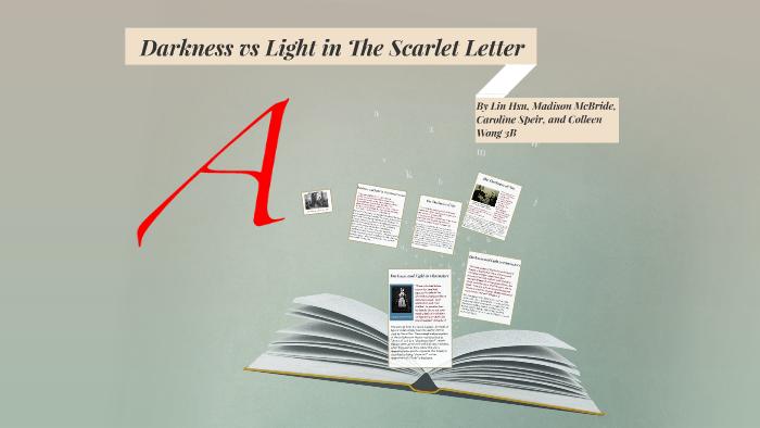 light in the scarlet letter