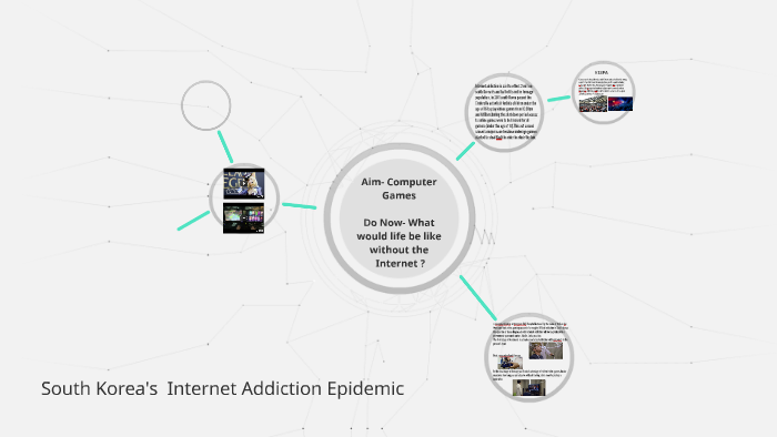South Korea's Internet Addiction Epidemic by Kate Medrano on