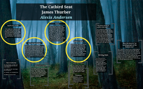 the catbird seat characters