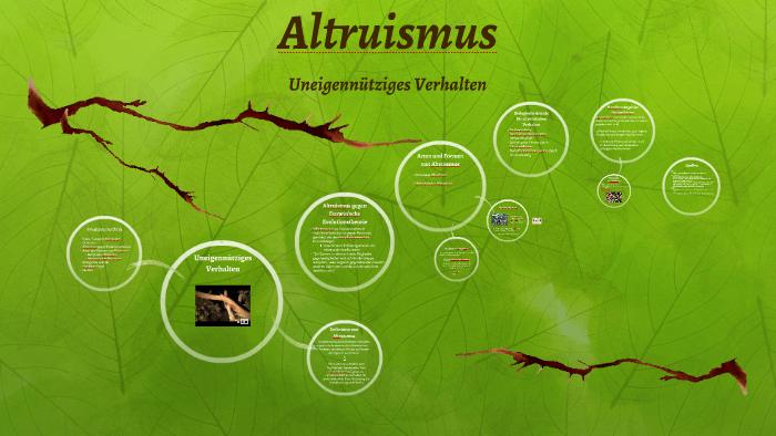 Altruismus Biologie