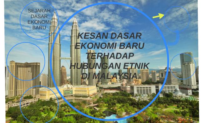 Kesan Dasar Ekonomi Baru Terhadap Hubungan Etnik Di Malaysia By Syaidatul Ezzaty Abdul Razak