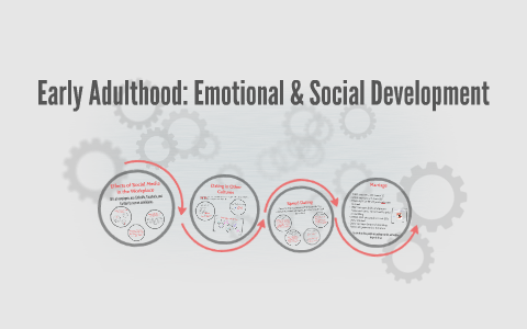 social development in early adulthood