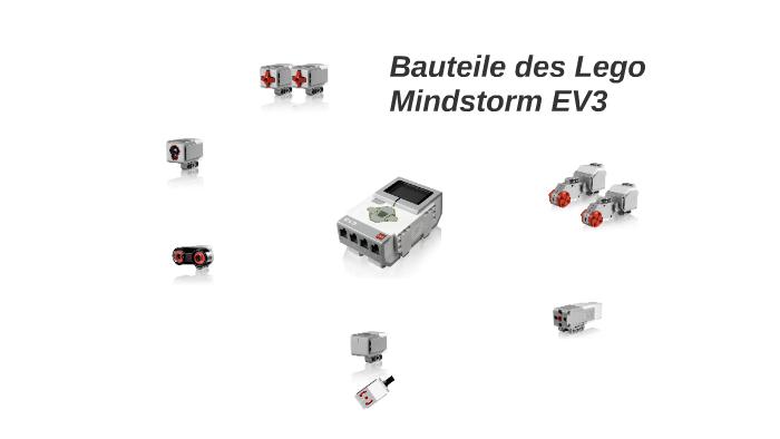 Wichtige Bauteile Des Lego Mindstorm Ev3 By Stefan Gossrau On Prezi
