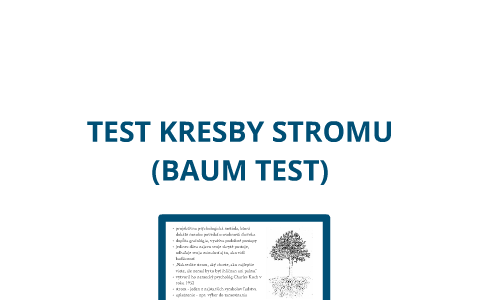 Test Kresby Stromu By Oskar Madro On Prezi