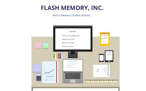 flash memory case wacc