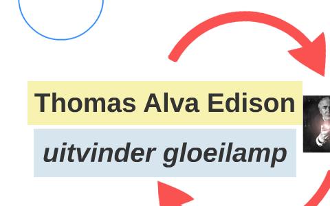 Thomas Alva Edison By Jorrit Vanmol On Prezi