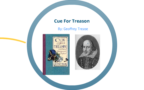 thesis statement for cue for treason