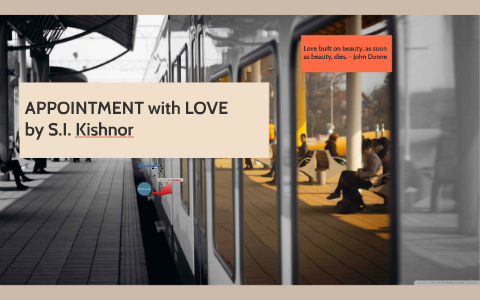 appointment with love by si kishor