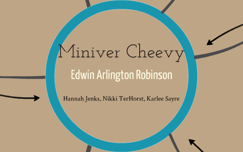 miniver cheevy summary