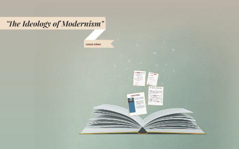 lukacs ideology of modernism