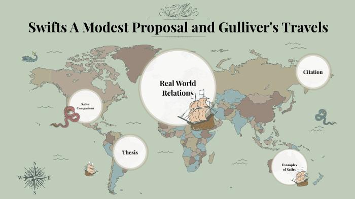A Moddest Proposal Gullivers Travels By Jake Myers On Prezi Next