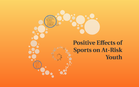 positive effects of playing sports