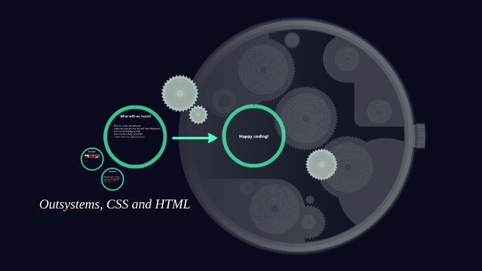 Outsystems, CSS and HTML by Niels Favreau on Prezi