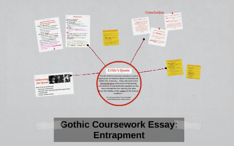 Examples Thesis Statements Essays  Essays Examples English also English Essay Story Gothic Coursework Essay Entrapment By Seonagh Marray On Prezi Pollution Essay In English