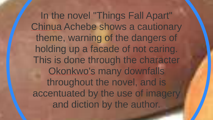 themes in the novel things fall apart