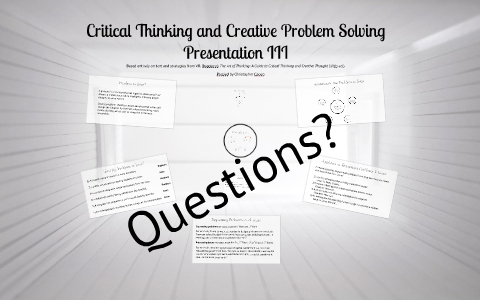 Problem or Issue? by Christopher Copen on Prezi