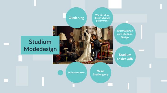 Modedesign Studium Berlin