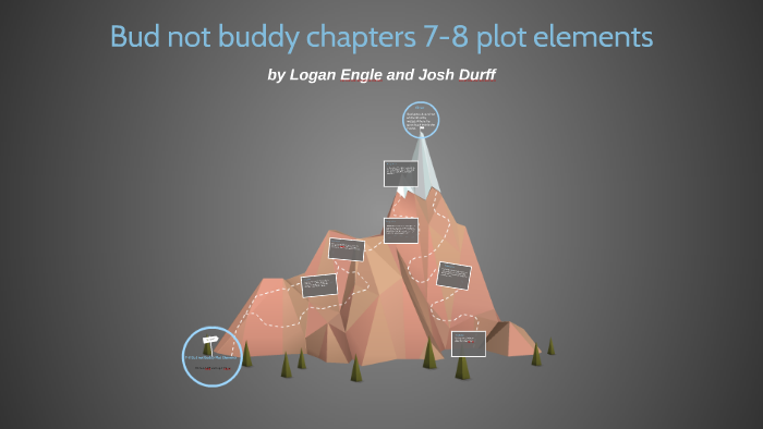 7 8 Bud Not Buddy Plot Elements By Josh Durff On Prezi