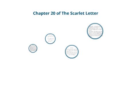 chapter 20 of the scarlet letter by sarah hudson on prezi