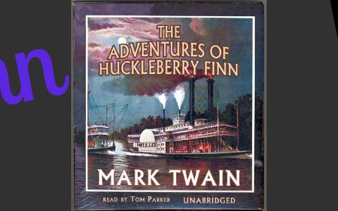 motifs in huckleberry finn