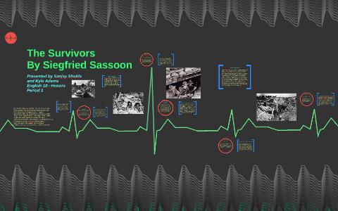 sassoon survivors