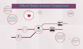 complejidad profesional sabiduría  Nike & UnderArmour Comparison by Britt Mepham