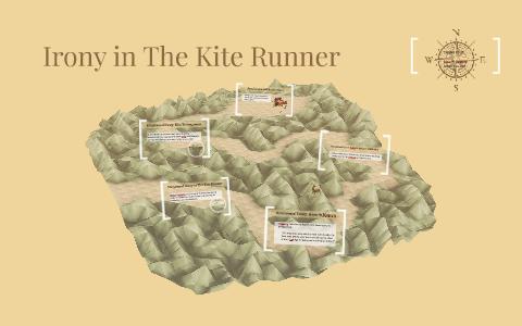 irony in the kite runner