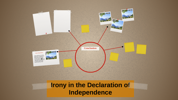 declaration of independence conclusion