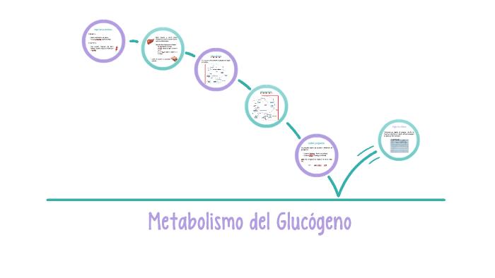 Metabolismo del Glucógeno by Sandra Meneses