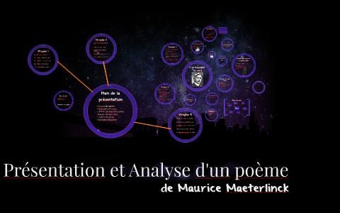 Présentation Et Analyse Dun Poème By élizabeth Gilbert On Prezi