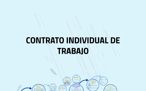 Contrato Individual De Trabajo By On Prezi