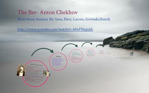 setting of the bet by anton chekhov