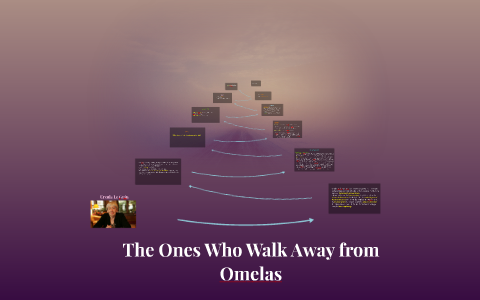 the ones that walk away from omelas summary