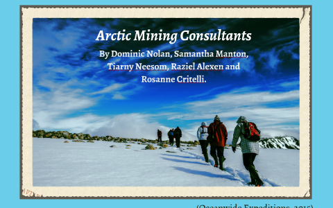 arctic mining consultants